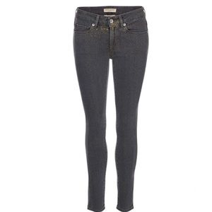Levi's Made & Crafted Empire Cropped Skinny Jeans